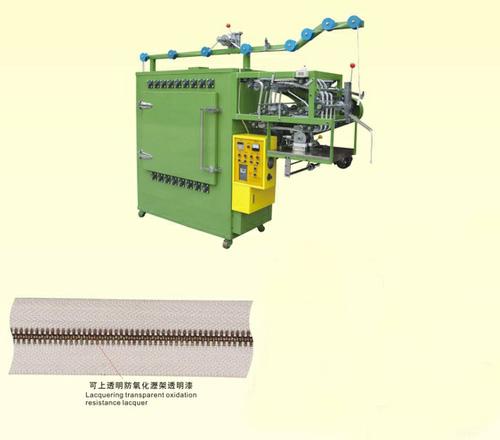 metal zipper manufacturing machinery series yuh pheng machinery co
